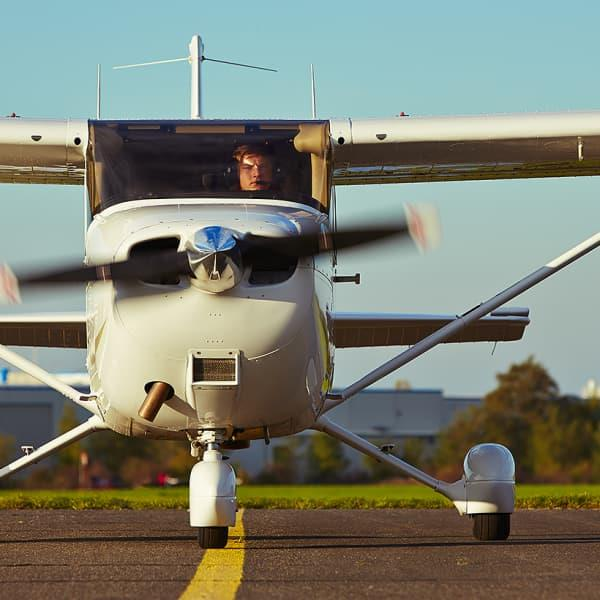Soar to great heights and learn to safely explore the air up there with a trial introductory flight...