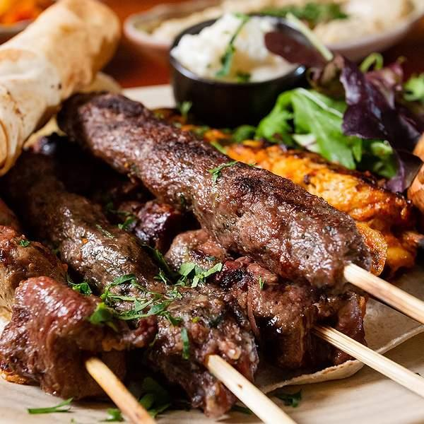 Let Two Brothers Mediterranean in Castle Hill show you the beauty of a homely, Lebanese spread that'll...