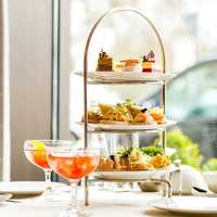 What do you get when you combine three of the best things life has to offer - breakfast, High Tea and...