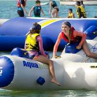 Looking for a fun, family-friendly way to enjoy the start of the warm weather? Aqua Splash in Redcliffe...