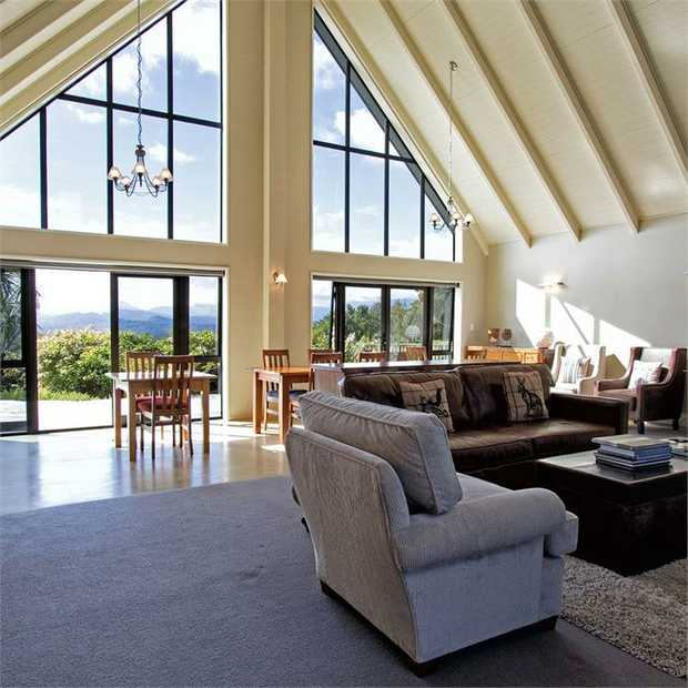 Leave the world behind for the serenity of New Zealand's South Island, where the boutique Rimu Lodge...