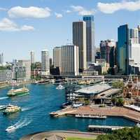 Arguably Sydney's best-placed apartment hotel, with easy access to Circular Quay, Sydney Opera House...
