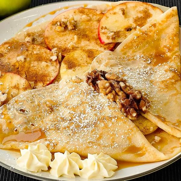 If you've got crepes on the brain, there's simply nothing that will suffice other than I Love Crepes...