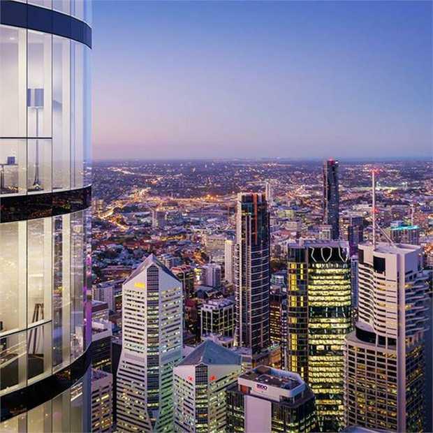 Enjoy stunning views and world-class amenities at Arise Brisbane Skytower – the striking new symbol of...