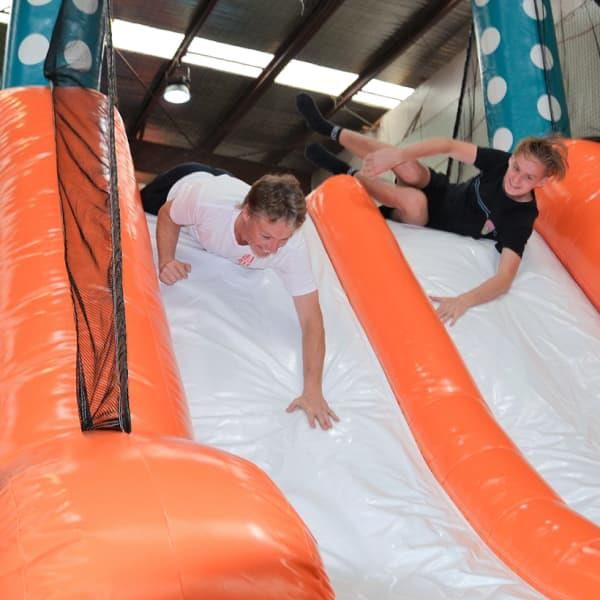 Can't keep the kids from bouncing off the walls? We've got just the solution - a day of play at Saxon...