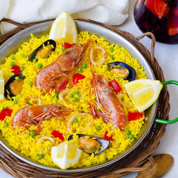 Learn to make delicioso Spanish fare with a cooking class from Hola con Lola in South Melbourne, where...