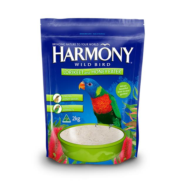 Harmony Lorikeet And Honeyeater Mix 4kg Pet: Bird Category: Bird Supplies  Size: 4kg  Rich Description:...