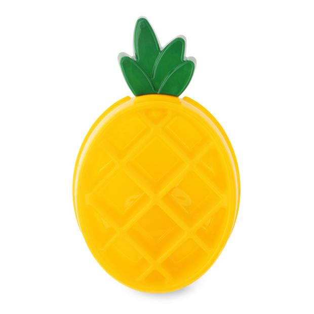 Zippypaws Happy Bowl Slow Feeder Pineapple Each Pet: Dog Category: Dog Supplies  Size: 0.3kg Colour:...