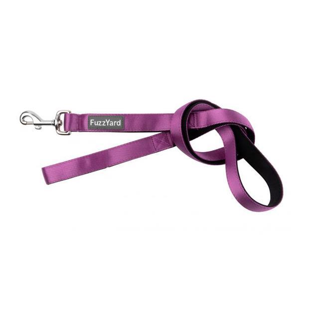 Fuzzyard Dog Lead Grape Large Pet: Dog Category: Dog Supplies  Size: 3.5kg Colour: Purple  Rich...