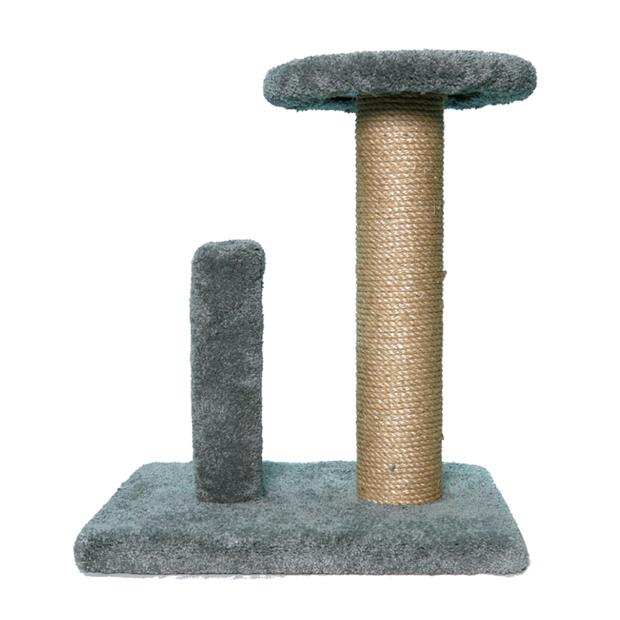 Paws For Life Cat Scratching Post Bella Grey Each Pet: Cat Category: Cat Supplies  Size: 7.4kg  Rich...