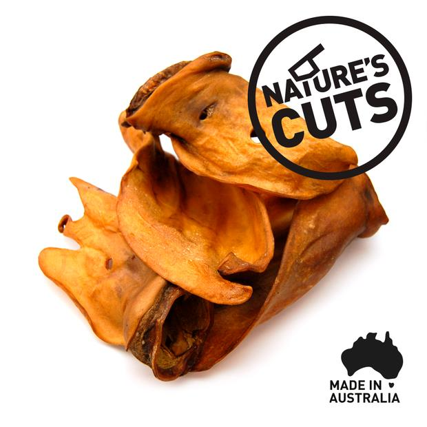 Natures Cuts Beef Ears 4 X 5 Pack Pet: Dog Category: Dog Supplies  Size: 0.8kg  Rich Description:...