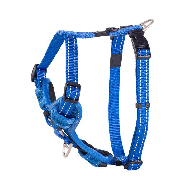 Rogz Harness Control Blue Medium Pet: Dog Category: Dog Supplies  Size: 0.1kg Colour: Black  Rich...