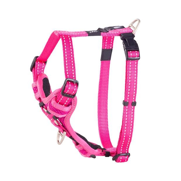 Rogz Harness Control Pink Medium Pet: Dog Category: Dog Supplies  Size: 0.1kg Colour: Red  Rich...