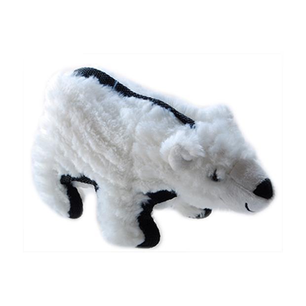 Ruff Play Durable Toy Tuff Polar Bear Each Pet: Dog Category: Dog Supplies  Size: 0.1kg Colour: Multi...