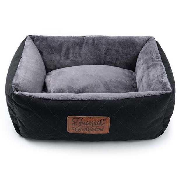 For a cosy and comfy sleep and relax time, your furry friend will love the Freezack kNight Sofa Dog Bed...