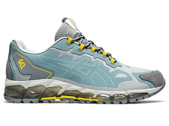Uniting the fluidity of its technical components with modern street style details, the GEL-QUANTUM 360...