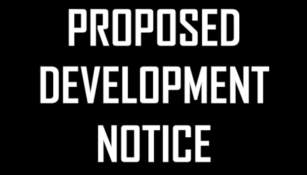 Proposed Development   Make a submission from    19-10-2020 to 10-11-2020      Material Change of...
