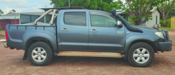 3.0 litre Diesel Auto, 