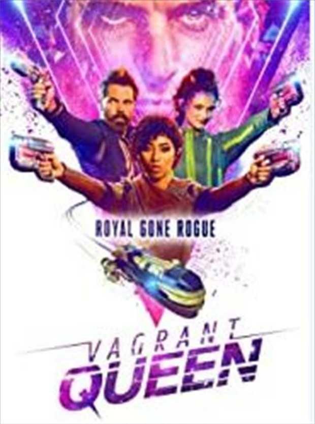Vagrant Queen - Season 1 Blu-Ray       Former child queen Elida has...