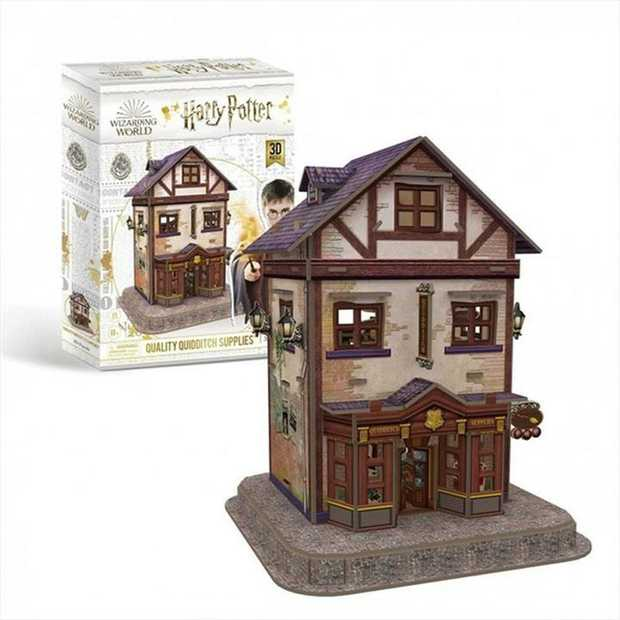 Age: 8 years and up  Approx finished puzzle dimensions: 18 x 15 x 15 cms Approx package dimensions: 30...