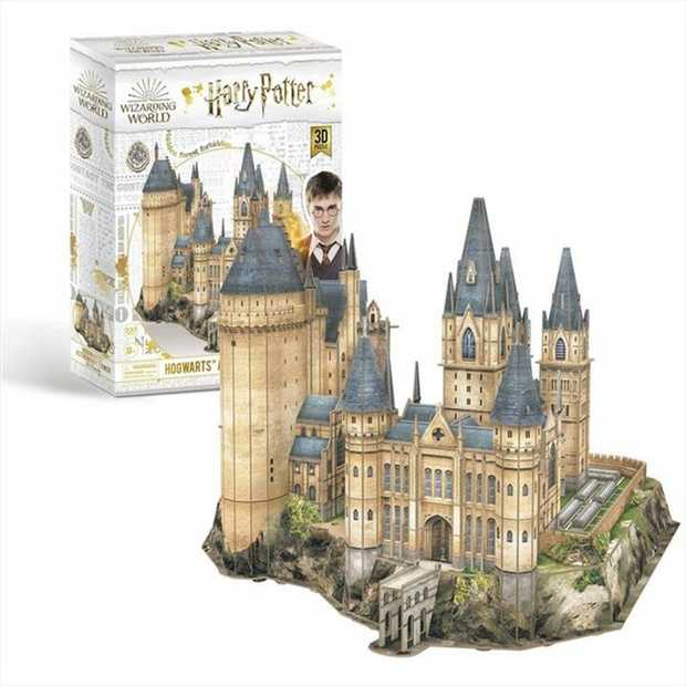 Age: 8 years and up  Approx finished puzzle dimensions: 33 x 43 x 45 cms Approx package...