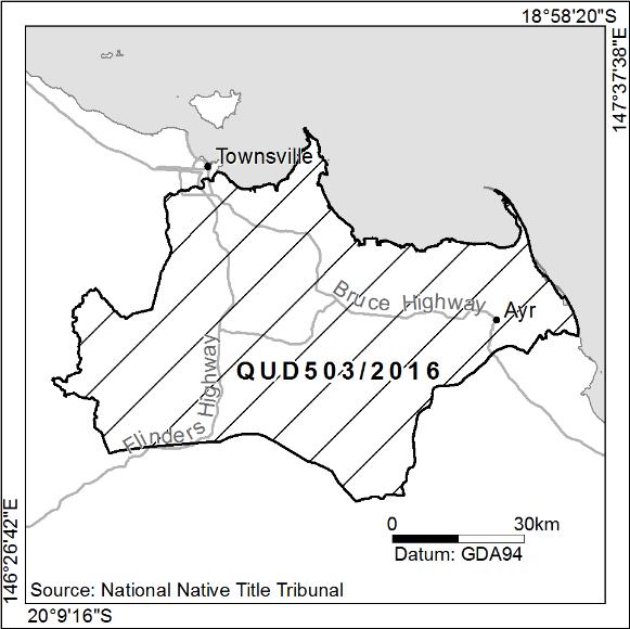 North Queensland Land Council Native Title Representative Body Aboriginal Corporation   NOTICE OF...