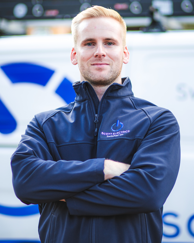 I'm Scott McLaren, the owner and founder of Scott Electrics.We're based in Edgecliff and work all over...