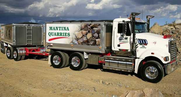 Mantina Quarries - Kapunda SA    Mantina are seeking to appoint   HC DRIVERS   For Truck and...