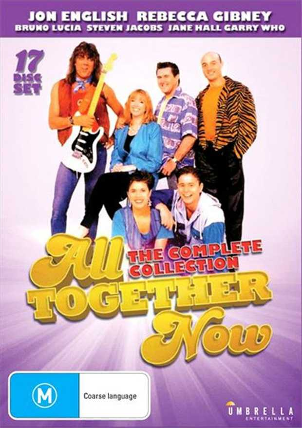 Attempting to close the generation gap, popular Aussie sitcom All Together Now ran for four successful...