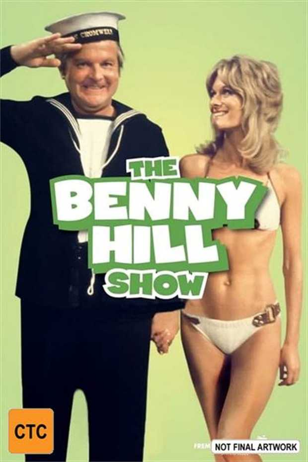 The complete 80's collectionJoin comedy superstar Benny Hill in all of the classic shows he made...