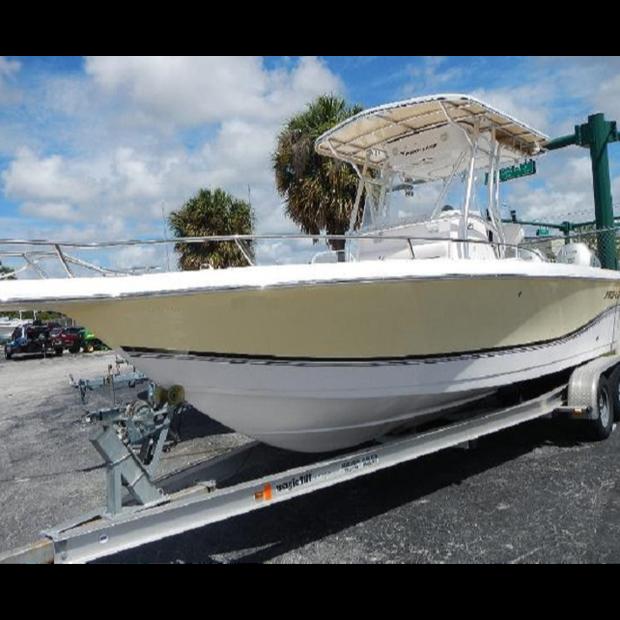 Proline Sport Boat,7m,Dual Northstar 650 Combo Sonar/GPS,Twin 130hp Honda 4 stroke,Centre...
