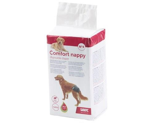 SAVIC COMFORT NAPPY SIZE 4 - 12 PACKSoiled carpets and accidents in the house can be just as...