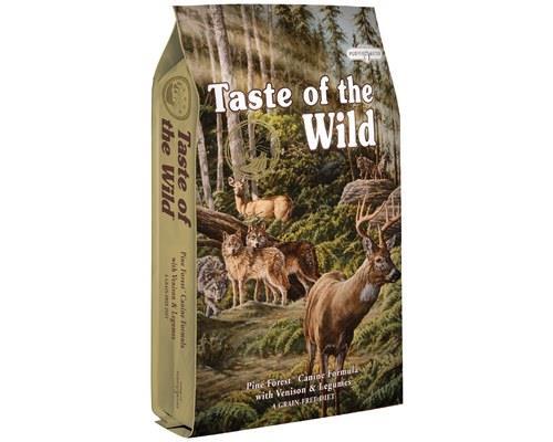 TASTE OF THE WILD PINE FOREST GRAIN FREE VENISON 6KGGive your dog a Taste of the Wild!Taste of the Wild...