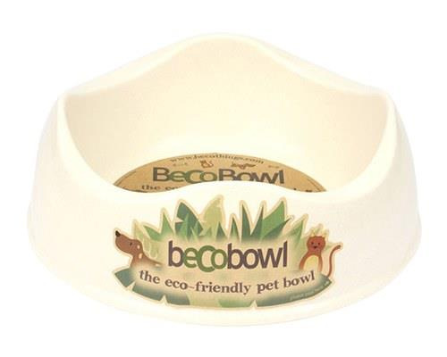 BECO PETS NATURAL DOG BOWL LARGEThe award-winning Beco Bowl is made from bamboo and rice husk. They are...