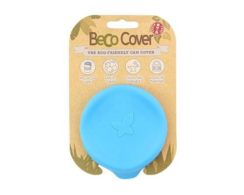 BECO PETS CAN COVER BLUEThis cover fits snuggly around the majority of 400g cans, locking in the...