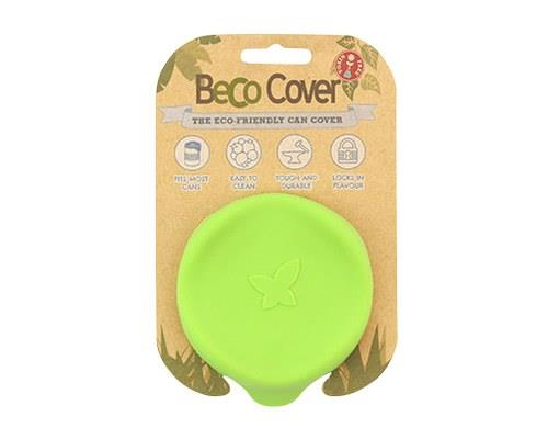 BECO PETS CAN COVER GREENThis cover fits snuggly around the majority of 400g cans, locking in the...