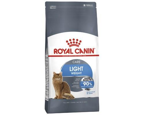 ROYAL CANIN WEIGHT CARE FELINE 1.5KGRoyal Canin Light cat food is suitable for adult cats 1-7 years...