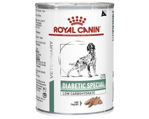 ROYAL CANIN VETERINARY DIET  DIABETIC SPECIAL DOG FOOD 410GWith Royal Canin's scientifically...