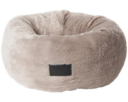 LA DOGGIE VITA PLUSH DONUT TAUPE FLECK SMALLLThis may not quite be what your dog was imagining when you...