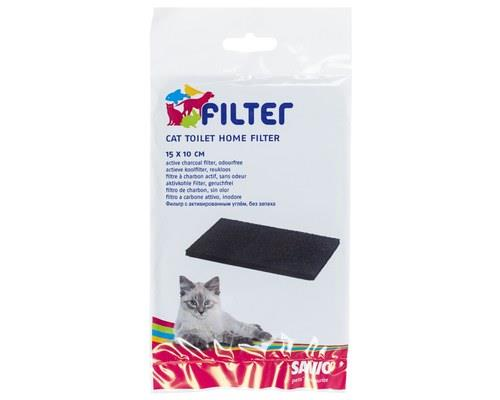 CAT TOILET REPLACEMENT CHARCOAL FILTERThe replacement charcoal filter cat toilet is suitable for the...