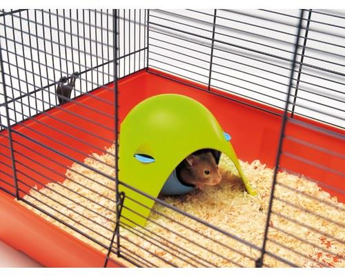 SAVIC SPUTNIK SMALL ANIMAL HOUSE EXTRA LARGEThe Sputnik Small Animal House is a versatile bed that can...