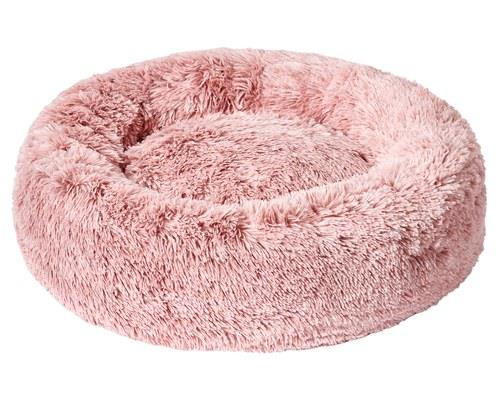 SNOOZA CUDDLER BLOSSOM LARGESuper long pile, vegan faux fur, raised walls and a deep sleeping area give...