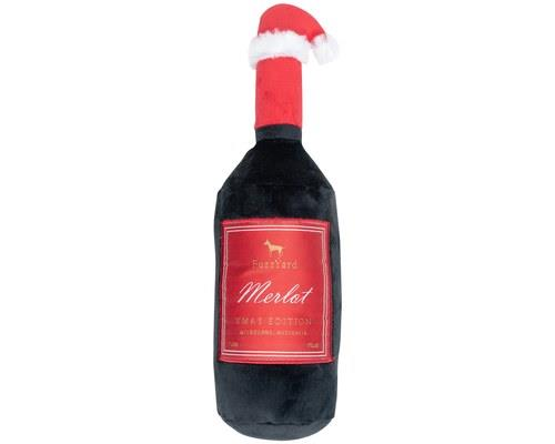 FUZZYARD XMAS DOG TOY MERLOT CHRISTMAS EDITIONPerhaps your dog is more of white wine kind of pooch, but...
