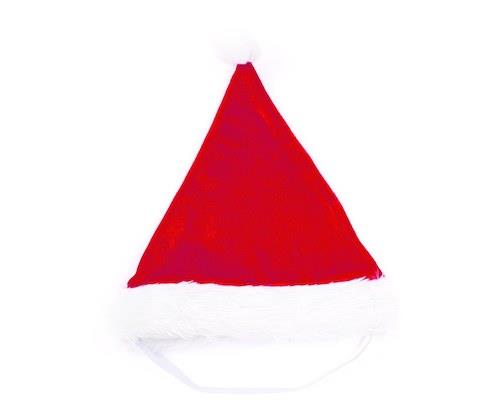 KAZOO CHRISTMAS SANTA HAT SMALL'Tis the season for... humiliating your pet!This Santa hat is the...
