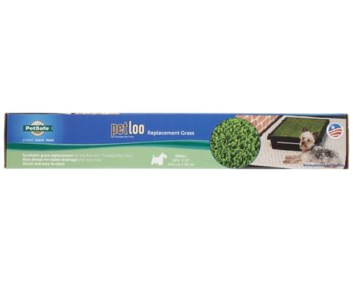 """Plush Pet Loo Grass is specific material and fit replacement grass for:  The Pet Loo Large """"Original""""..."""
