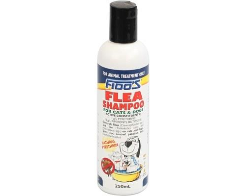 FIDOS FRE-ITCH FLEA SHAMPOO 250MLFido's Flea Shampoo is a mild shampoo which is used for the...