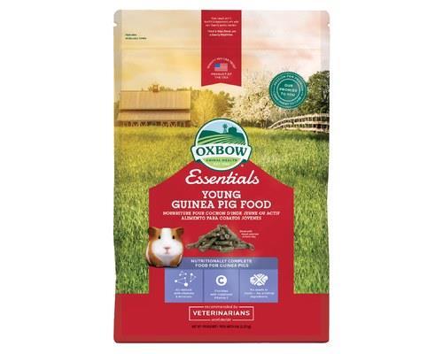 Oxbow Cavy Cuisine Young Guinea Pig Food, 2.25kgThis Oxbow Cavy Cuisine has an Alfalfa hay base that...