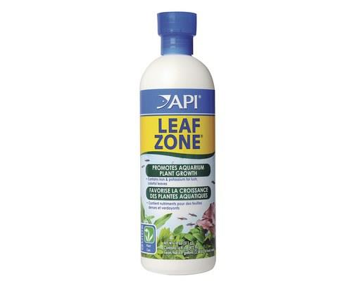 API | LEAF ZONE | 473ml     No aquarium is truly complete until it has a touch of mystical foliage. By...