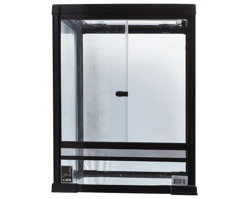 URS TERRARIUM - TOWER  45 x 45 x 60. suitable for keeping small reptiles, amphibians, insects and...