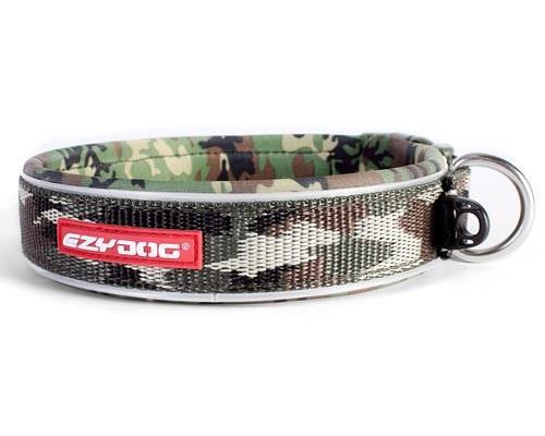 Ezy Dog Classic Dog Collar, Camouflage, Large, 46-53cmSize:LargeNeck min/max:46cm ...